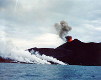 May 30, 2000, eruption of Anak Krakatau.