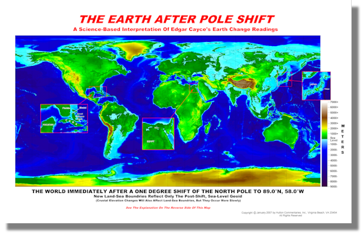 Earth After Pole Shift!